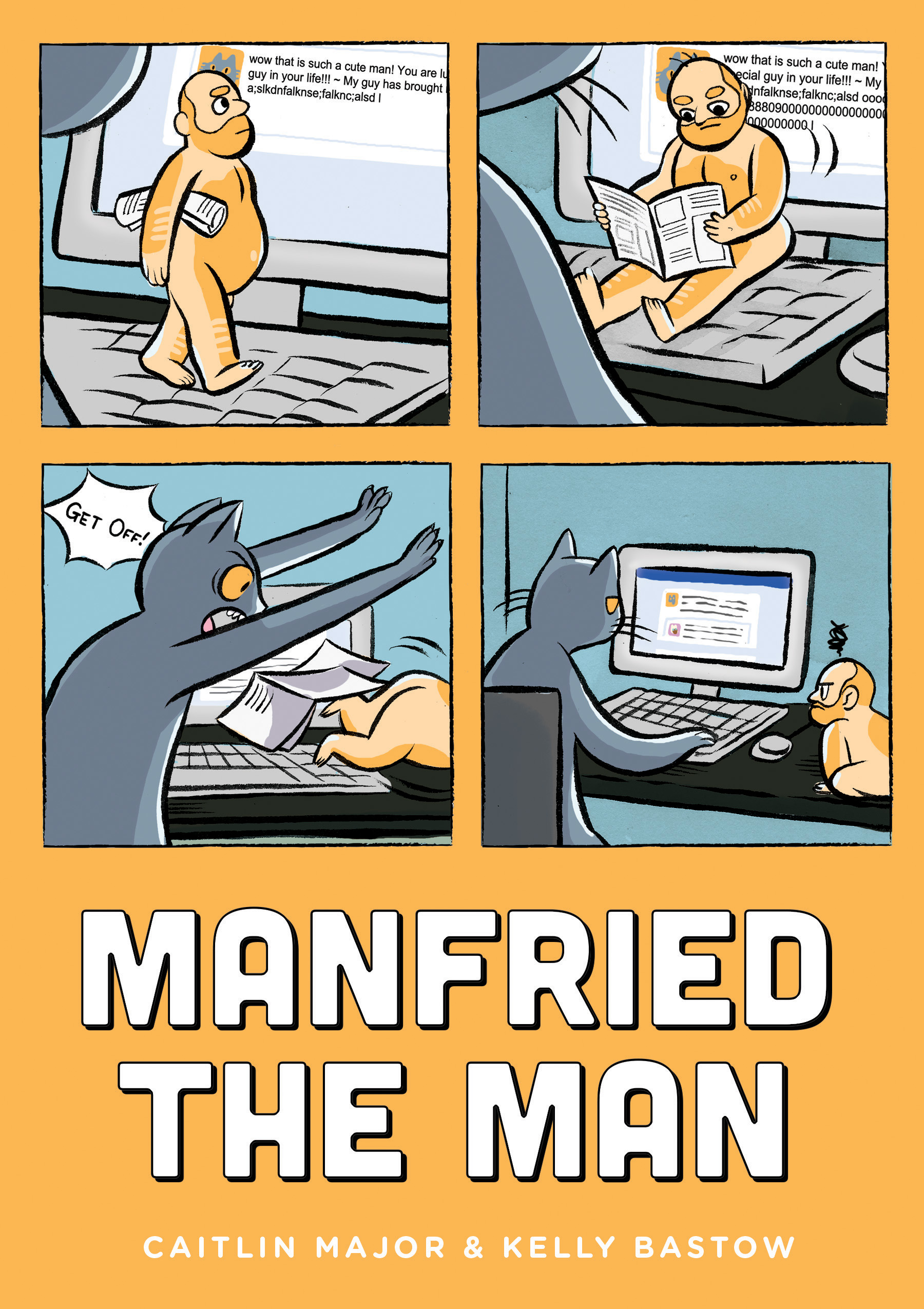 Read a preview of Manfried The Man